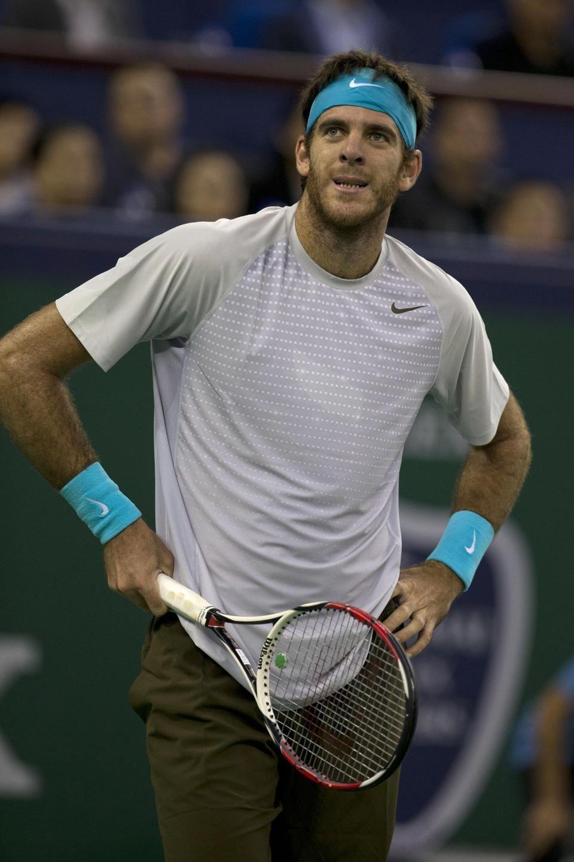 Djokovic Beats Del Potro To Win Shanghai Masters Tennis Tournaments Juan Martin Del Potro Shanghai