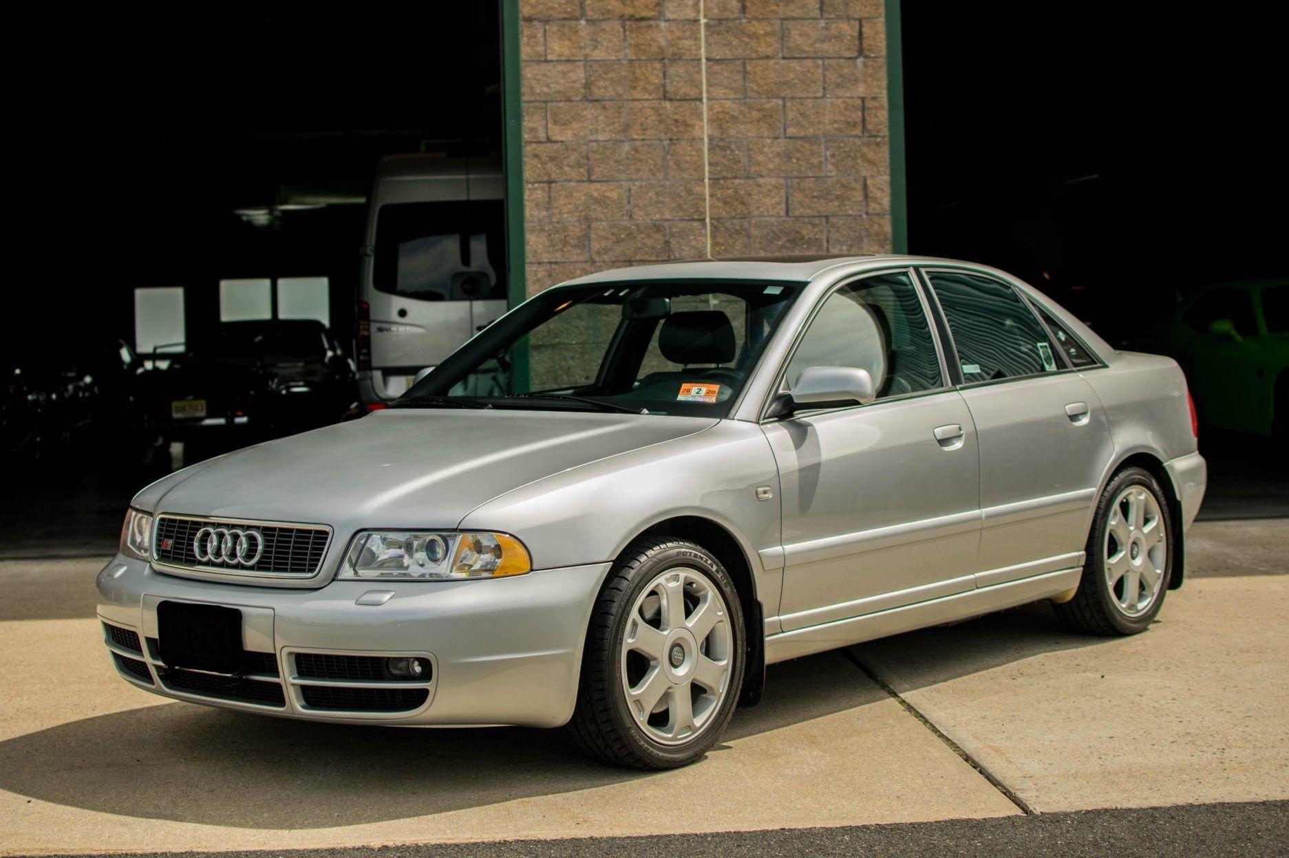 Kekurangan Audi S4 2000 Review