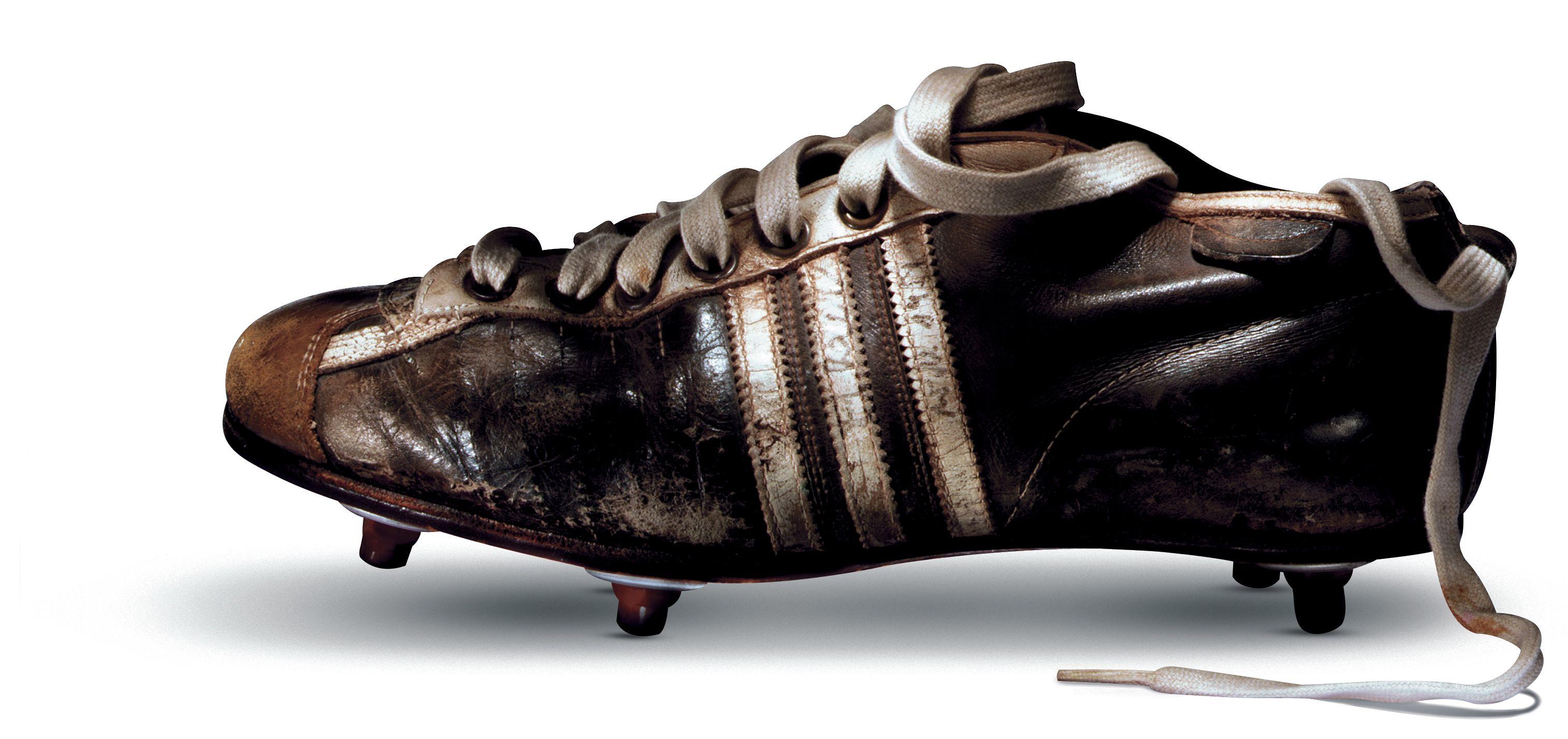 1954 Fritz Walter's Original Adidas Shoe hQsCrBotdx