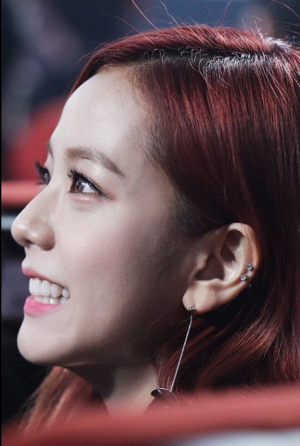 Blackpink I ️ Piercings Kpop Earrings Blackpink