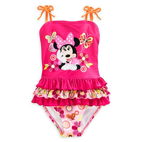 33f0e8f5e Minnie Mouse Clubhouse Swimsuit for Girls