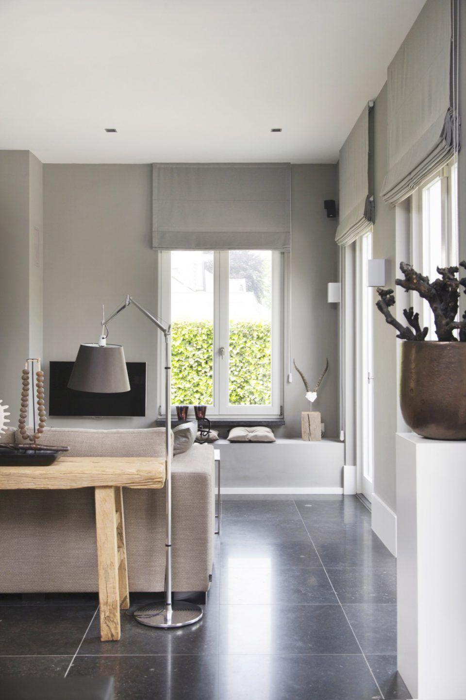 Luxe woonkamer ontwerp met design meubels - jardin | Pinterest ...