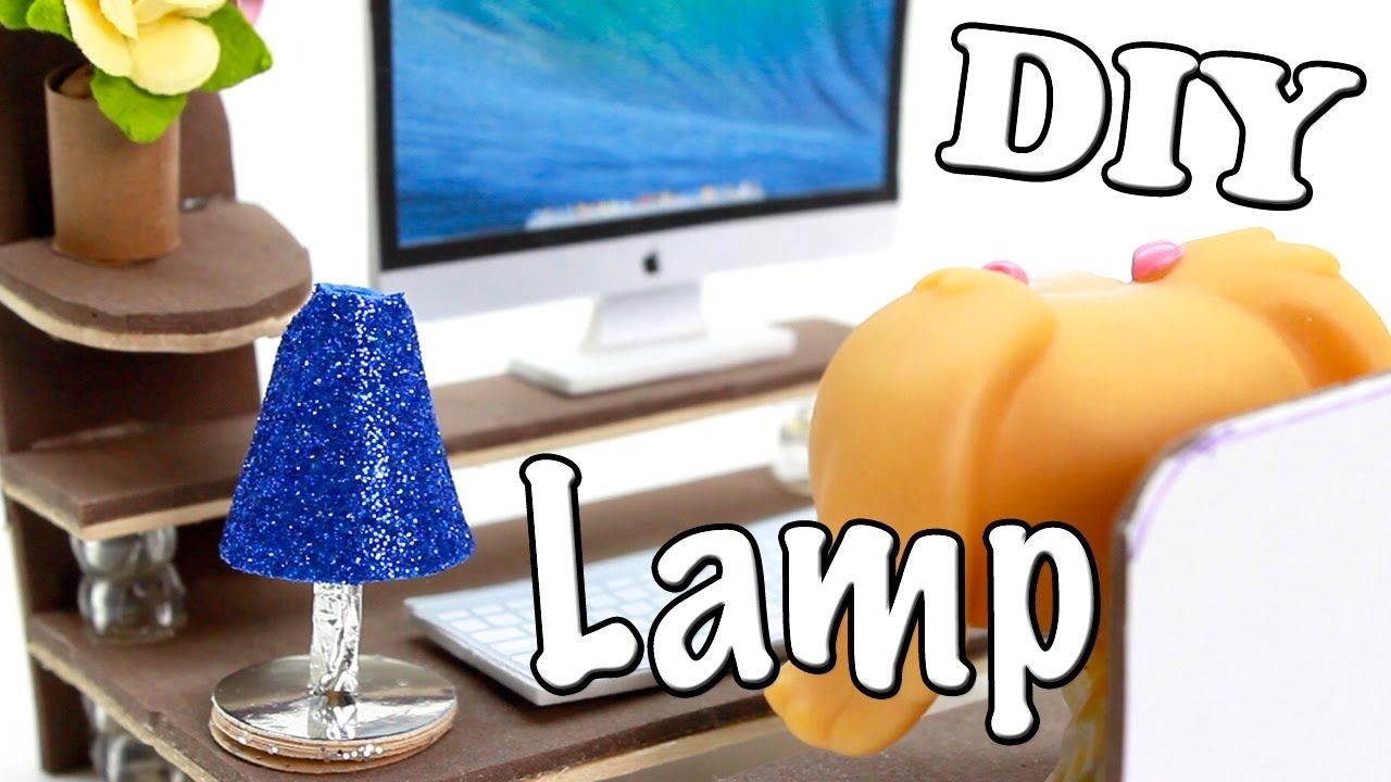 LPS - DIY Miniature Lamp | Lps diy | Pinterest | LPs ...