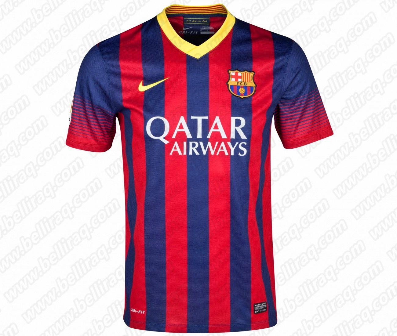 Acheter Maillot de foot Barcelone Domicile Discount  b2665b67d6d