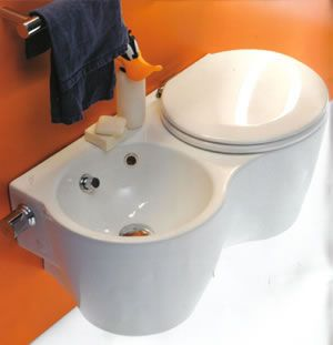 Ideal Standard Small Back To Wall Toilets Bathroom