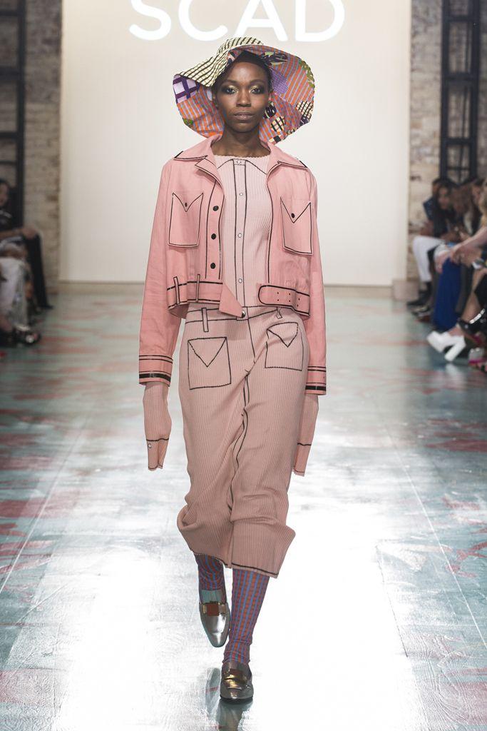Savannah College Of Art And Design Fashion Show 2015 Fashion Shows 2015 Fashion Fashion Design