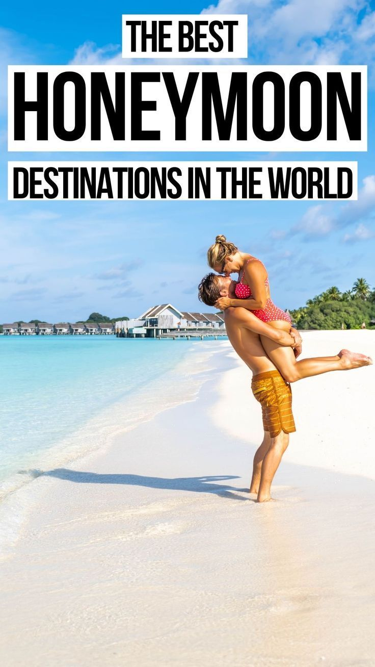 Where are the best honeymoon vacations in the world? / Where to travel for your honeymoon // Romantic Honeymoon Destinations / Affordable honeymoon destinations / #Greece #Maldives #Seychelles #Honeymoon #Italy #Bali #traveldestinations #travel #destinations #honeymoon