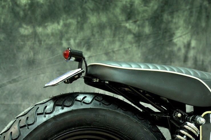 Harley Davidson Dyna Cafe Racer 6