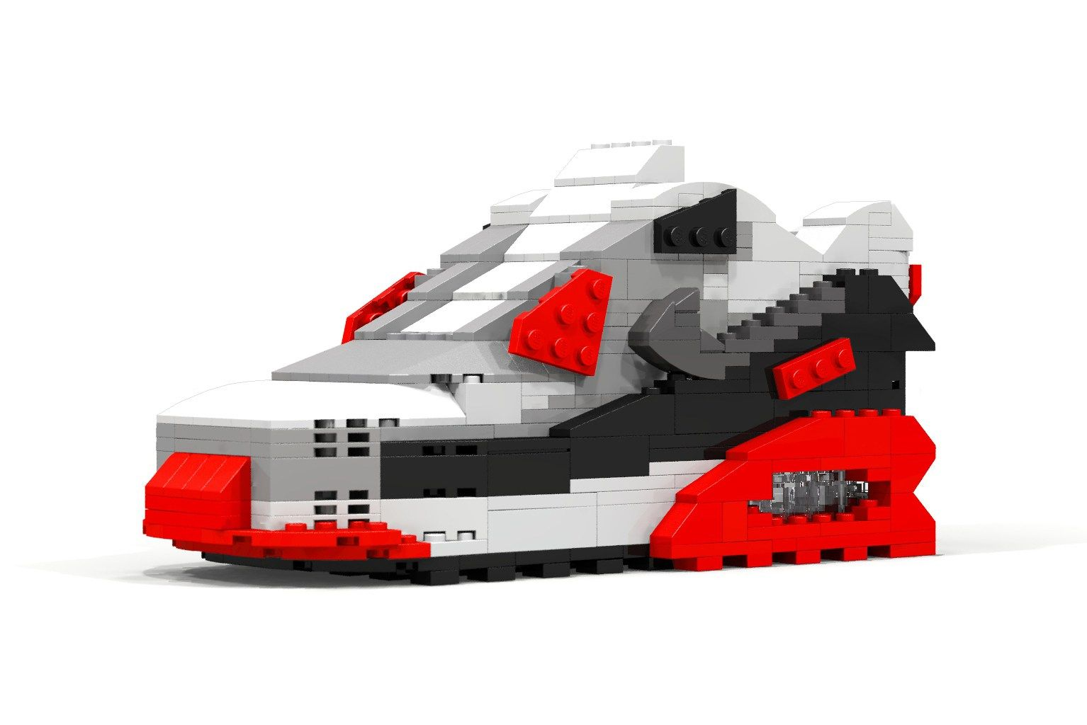 Air Infrared Remade In Nike's Gets 90 Max LegoSneakers rsthCQdx
