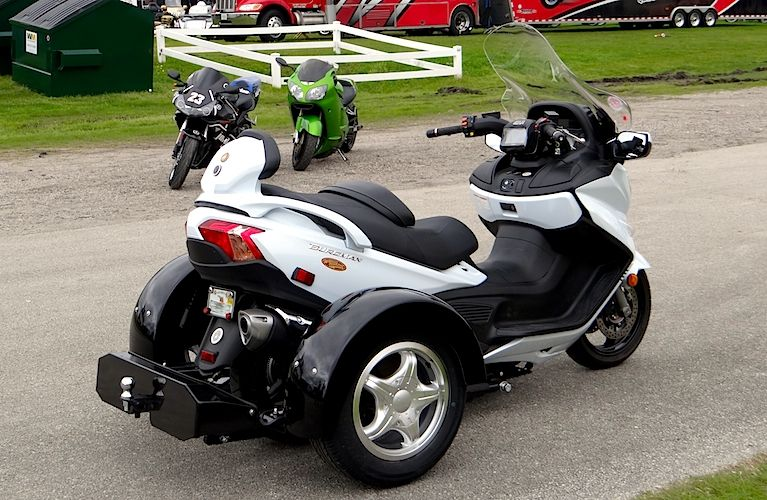 Suzuki Burgman 650 With Motor Trike Conversion   Burgman 650   Trike