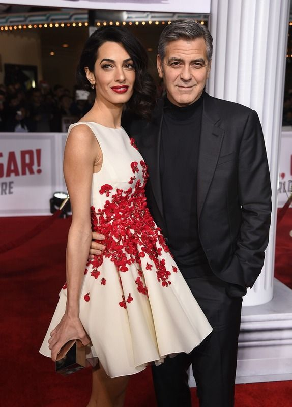 George & Amal Clooney's Engagement Was So Not Romantic & He's To Blame — VIDEO