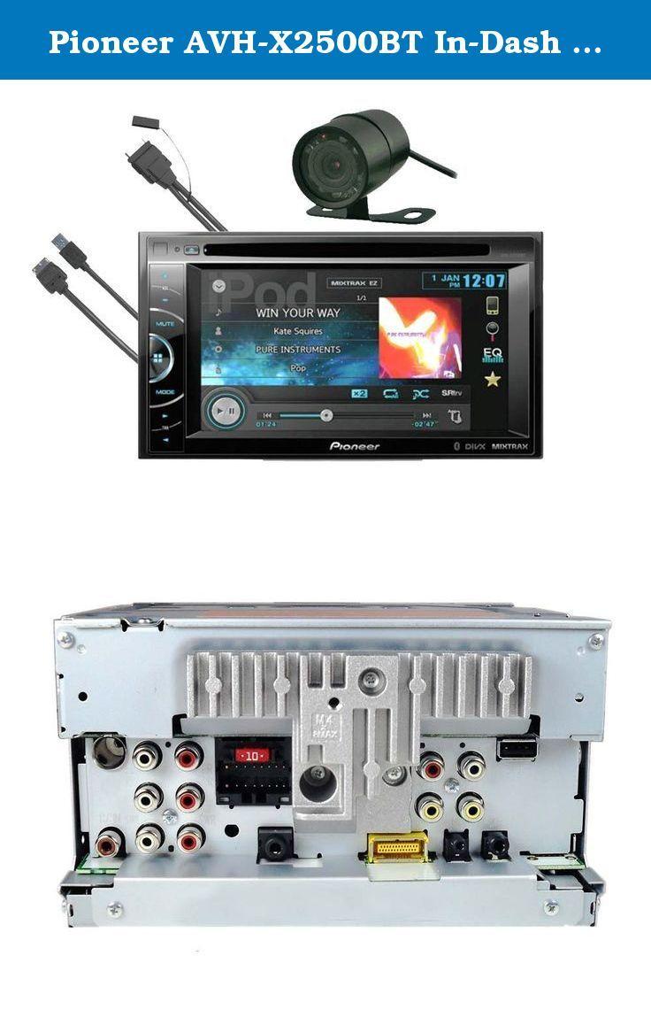 PIONEER AVH-X2500BT DVD RECEIVER DRIVER DOWNLOAD FREE