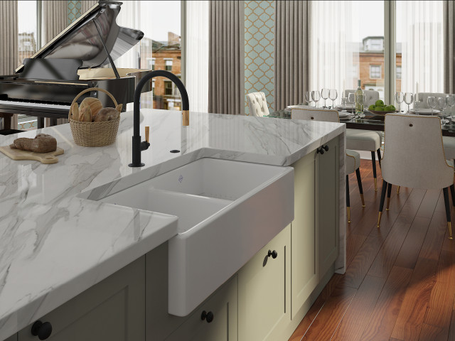 The Latest Trends in Kitchen Faucets at KBIS 2020 in 2020 ...