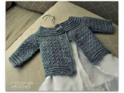 Free Crochet Baby Clothes Patterns Youtube Kids Sewing