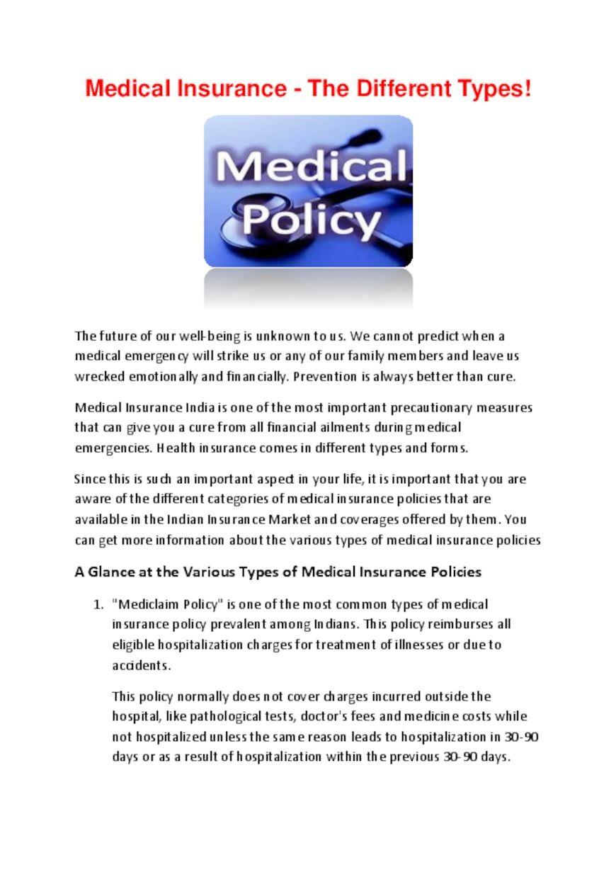 Pin by sanjay on Health Insurance | Health insurance