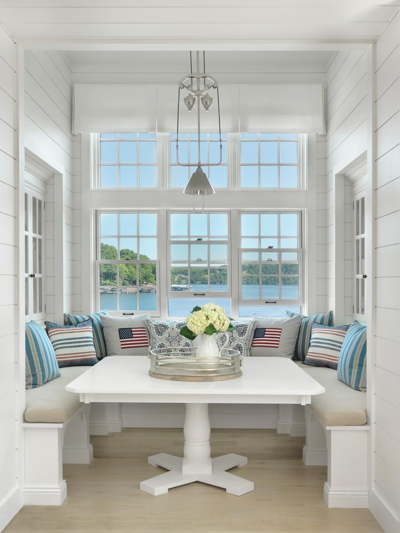 Cottage Style Kitchen Addition To A Cape Cod Style Home: From Beachfront Bungalows To Lakeside Getaways, Every Day Feels Like A Vacation In These