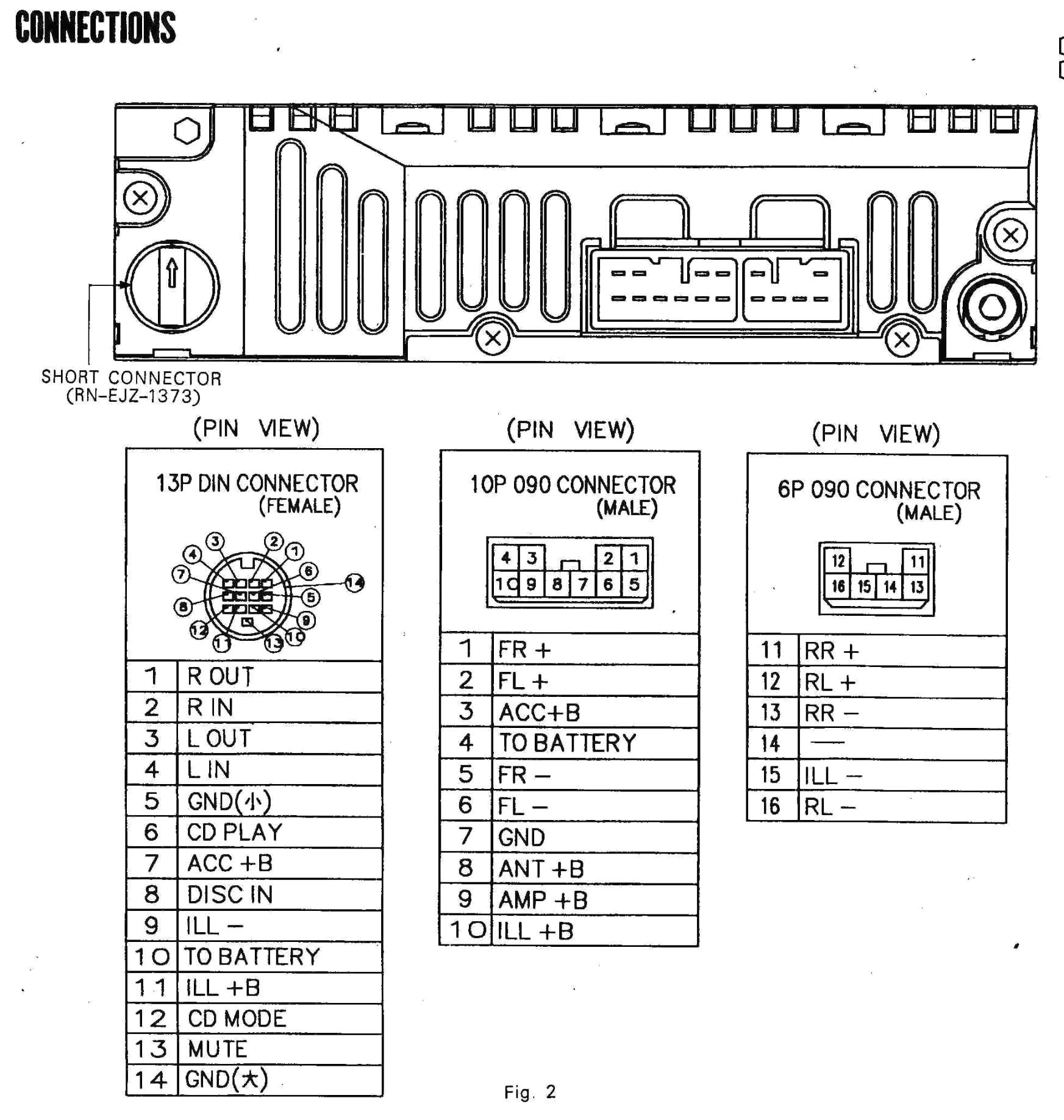 Boat Amplifier Wiring Diagram Sony car stereo, Car