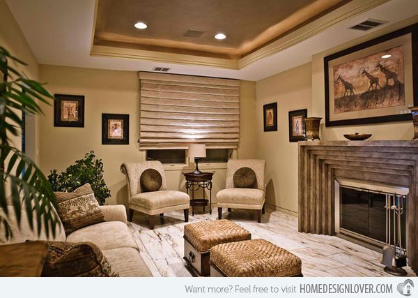 17 Awesome African Living Room Decor | Home Design Lover | Living Room Ideas  | Pinterest | African Living Rooms, Living Room Ideas And Room Decor