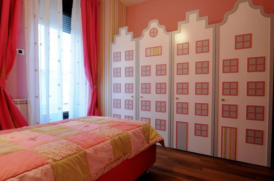 plush design little girl room. Exclusive Belgrade Penthouse Combines Dynamic Design With Plush D cor