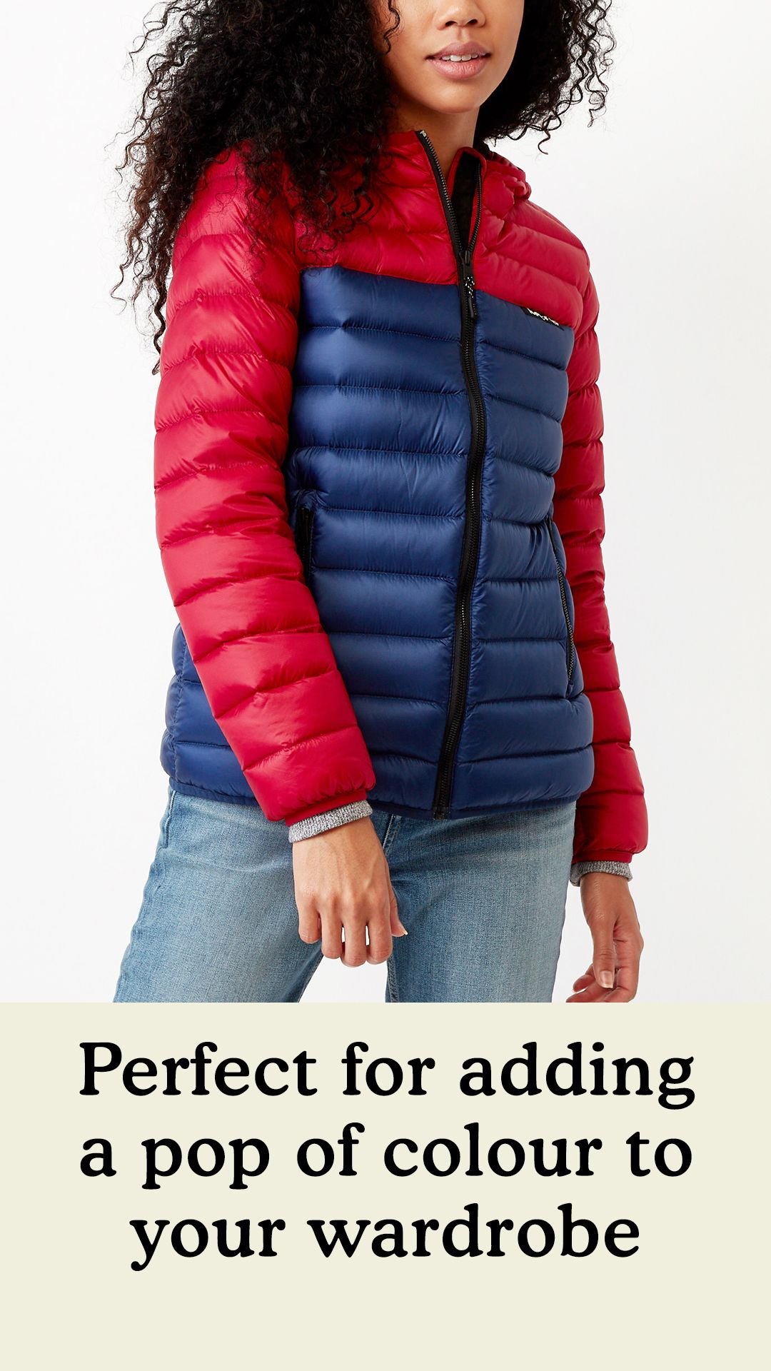 f3460cd5482 Ready for any adventure, our Roots Packable Down Jacket is an easy-to-