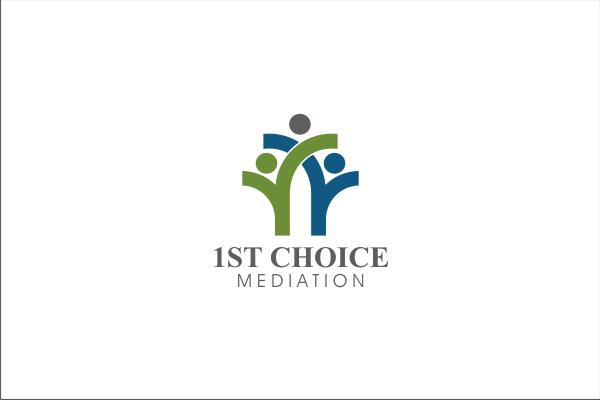 logo for 1st Choice Mediation, LLC by RAYS