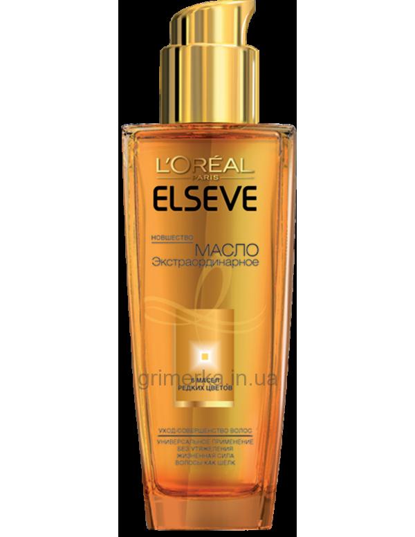 Масло Elseve Экстраординарное 100мл Loreal Hair