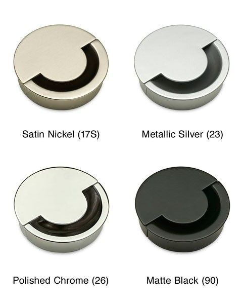 Fine Architectural Hardware For Your Fine Furniture Metal Grommets Metal Grommets