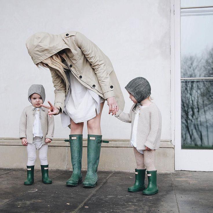 Rainy day Kids fashion, Mommy and me, Cute kids