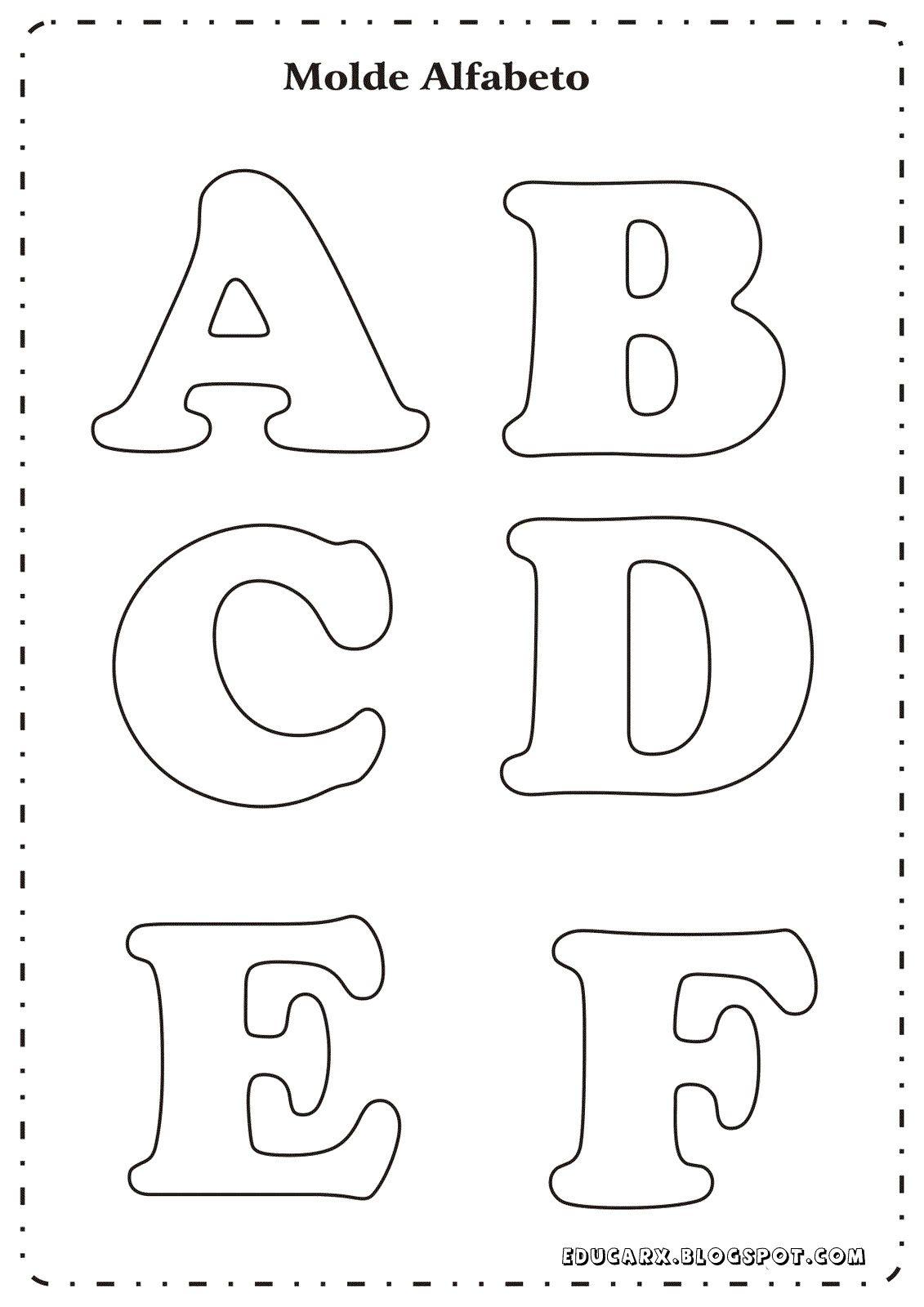 17 Regular Como Hacer Plantillas De Letras Colección Moldes De Letras Letras Para Imprimir Modelos De Letras