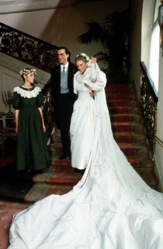 Abiti Da Sposa 1984.Wedding Of Princess Astrid Of Belgium And Archduke Lorenz
