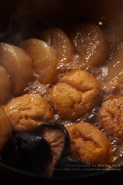 煮物  Nimono #friedtofu