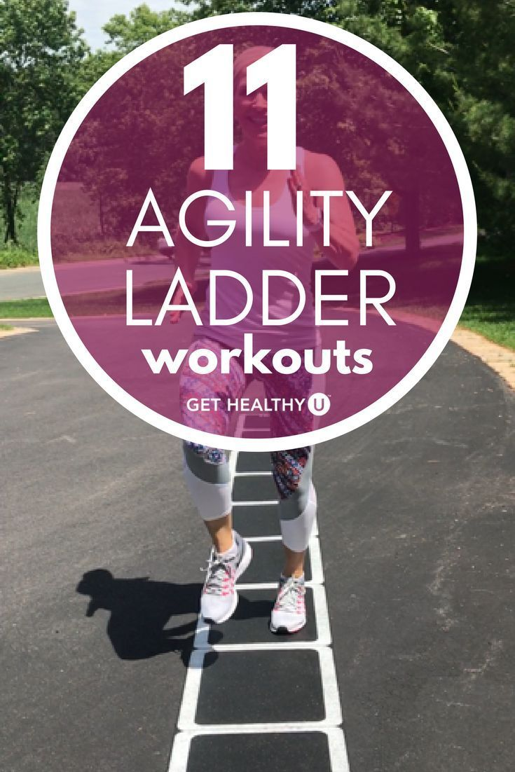 11 agility ladder drills that burn serious calories get