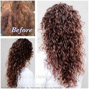 hair styles curly styled with gel elie curl definesse no 9 elixir boucle 5372