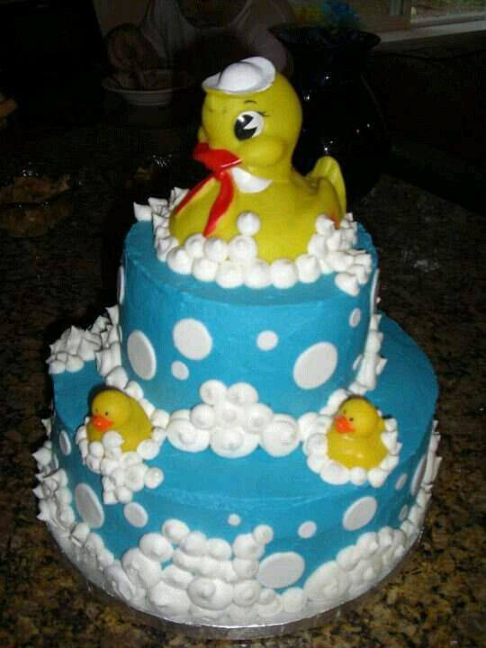 Baby shower de pato