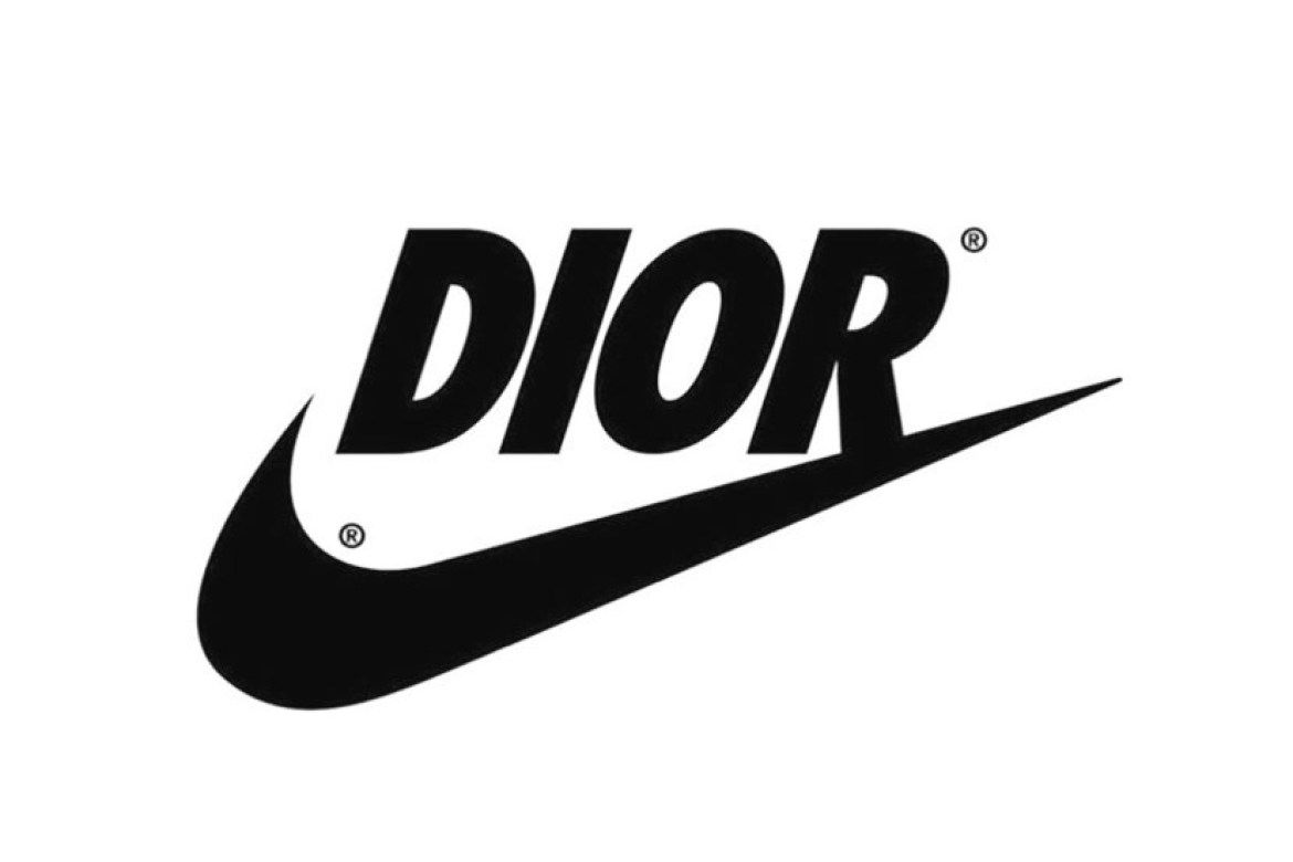 Dior X Nike Might Have A Collab In The Works Just Do Dior Missbish Women S Fashion Fitness Lifestyle Magazine Dior Fashion Logo Dior Logo