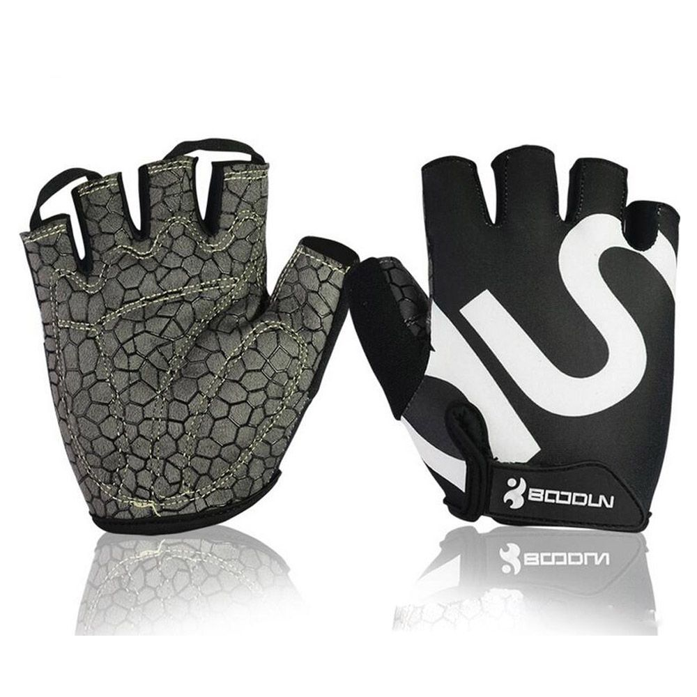 Boodun Fitness Gloves Of Yoga Gloves Anti-Slip Half Gloves Summer Cycling Gloves