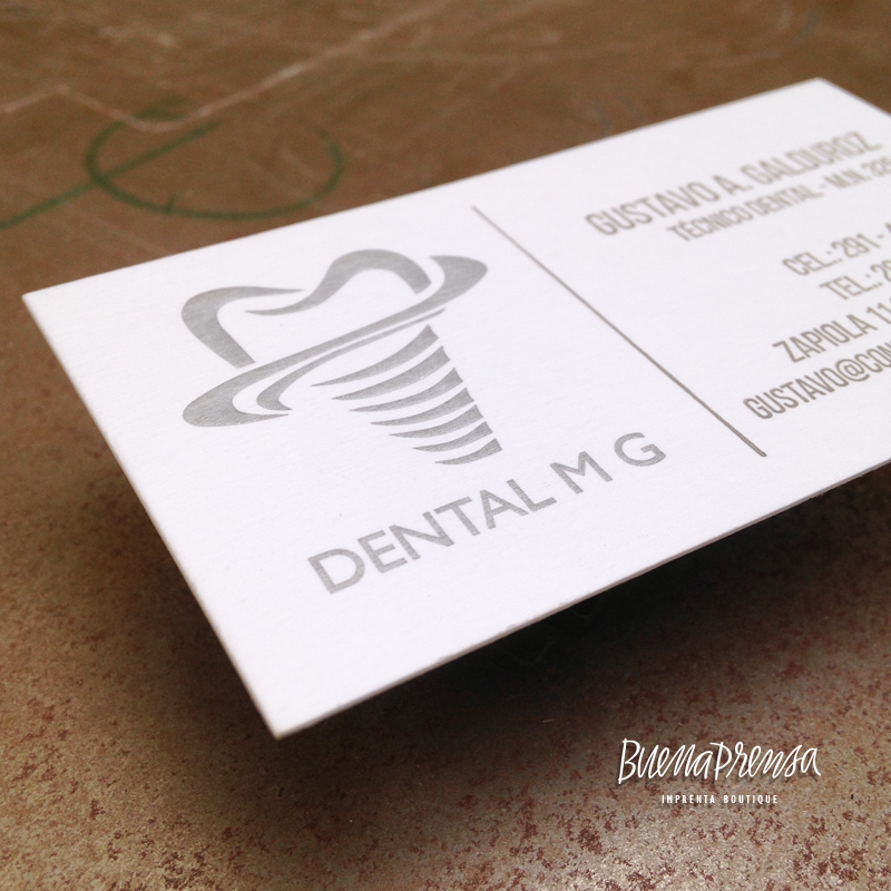 #tarjetaspersonales #tarjetas #letterpress #businesscards