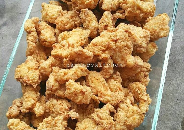 Resep Ikan Goreng Tepung Renyaaah Oleh Xander S Kitchen Resep Resep Ikan Ide Makanan Makanan Dan Minuman
