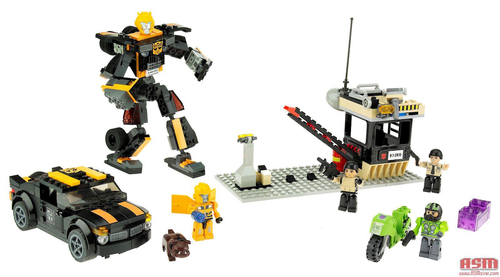 Kre O Transformers Steath Bumblebee Set Kre O Pinterest Lego