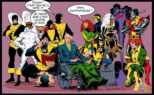 marvel comics 50 ans d'histoire