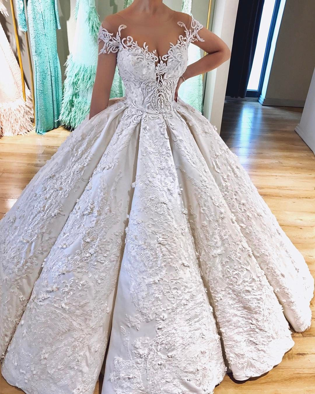 Inspired Wedding Dresses And Recreations Of Couture Designs