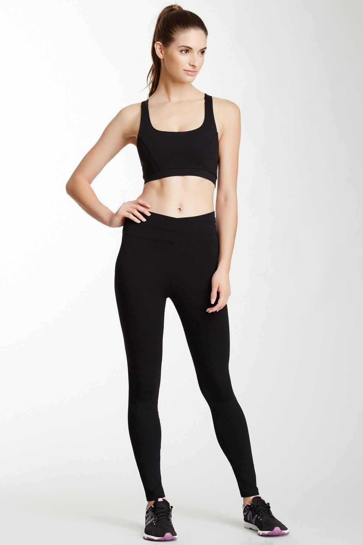 Classic V-Front Legging by Wear Me Out Activewear on @HauteLook