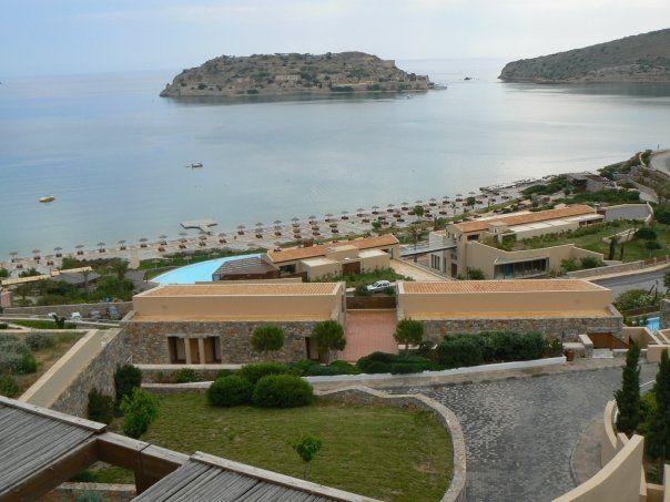 Greece, Crete - Spinalonga Island