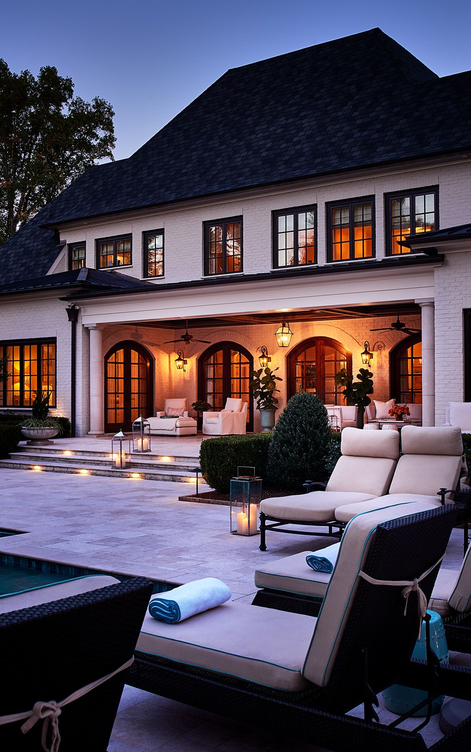 French Country Estate GERRARD BUILDERS