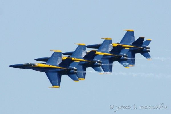Blue Angels...Thanks Dad for this Obsession