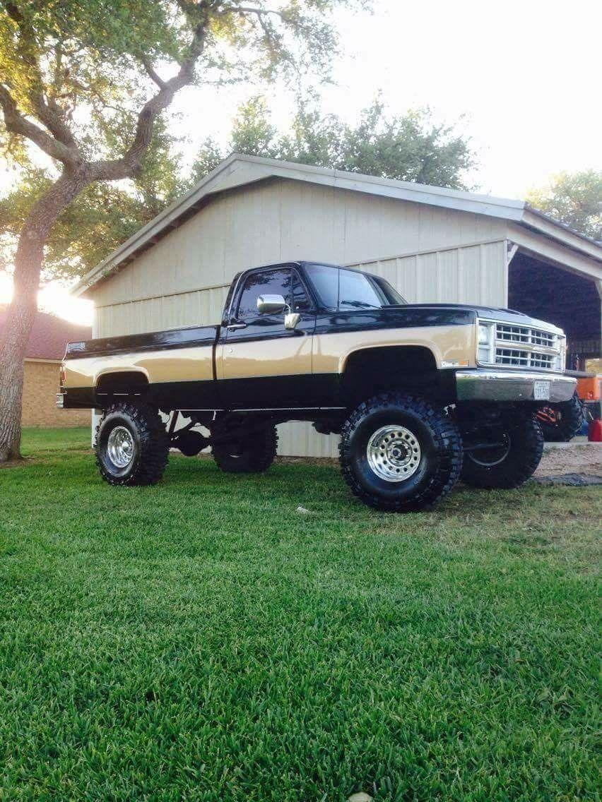 All Chevy 87 chevy diesel : 81-'87 Chevy K10/K20 | Trucks | Pinterest | General motors, Dream ...
