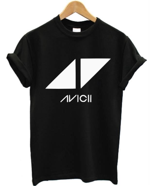 AVICII T SHIRT DON'T WAKE ME UP DANCE HOUSE TRANCE DJ MUSIC HOUSE MENS WOMAN