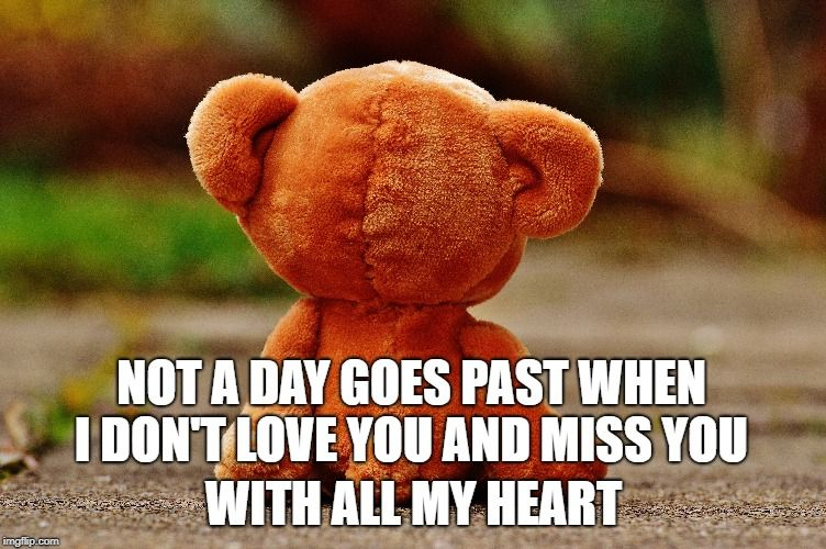 I Love You And I Miss You Meme