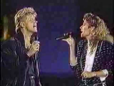 Peter Cetera Amy Grant Next Time I Fall In Love Youtube