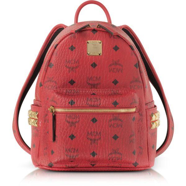 Mcm Designer mcm designer handbags mini stark backpack 598 liked on